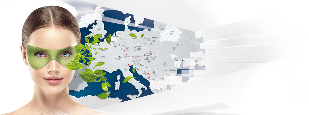 We are here for you in 25 European countries.