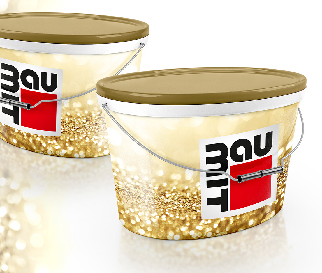 Baumit Premium Buckets help you with your day-to-day-business on construction sites